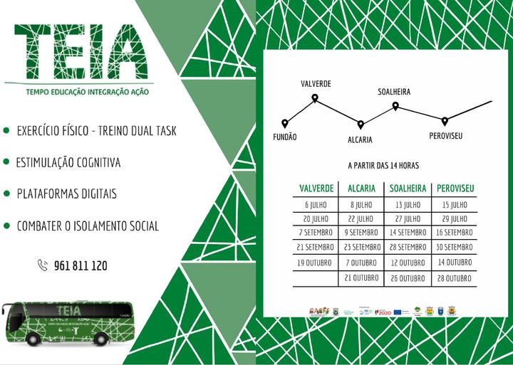 Projeto Teia: Freguesia de Valverde