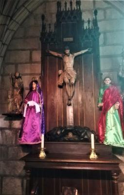 Capela de Pancas, Donas