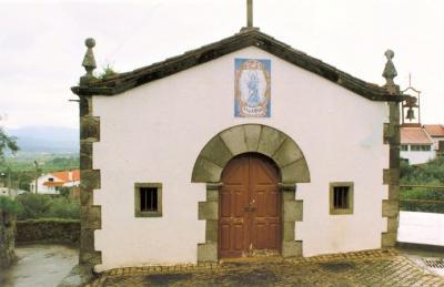 Capela da Nossa Senhora do Amparo, Aldeia de Joanes