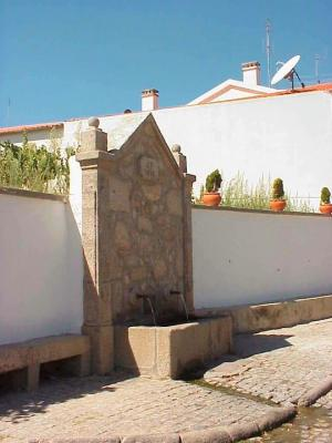 Fonte da Rua Nova, Aldeia de Joanes