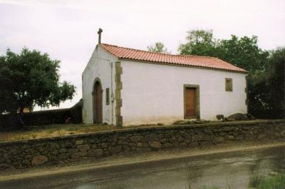 Mártir do São Sebastião, Aldeia de Joanes