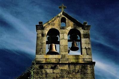 Torre Sineira da Igreja Matriz da Aldeia de Joanes