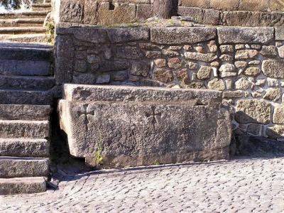 Túmulo do Comendador da Ordem de Cristo, Aldeia de Joanes