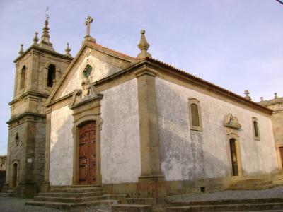 Igreja Matriz das Donas