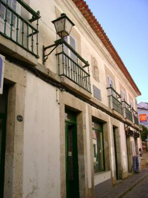 Palácio do Quelho do Serrão / Solar Taborda de Elvas, Fundão