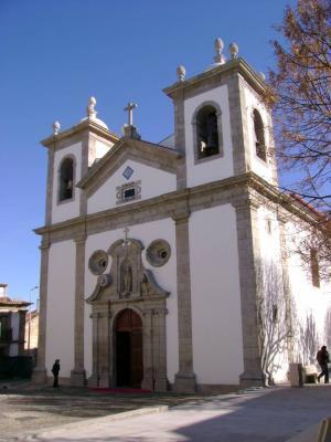 Igreja Matriz do Fundão / Igreja de São Martinho, Fundão