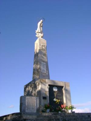 Monumento a Nossa Senhora do Rosário de Fátima, Fundão